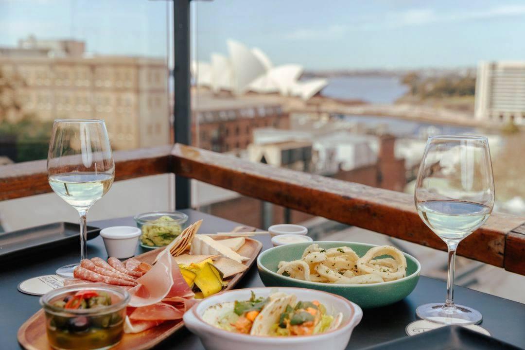 Glenmore Hotel Sydney Australia