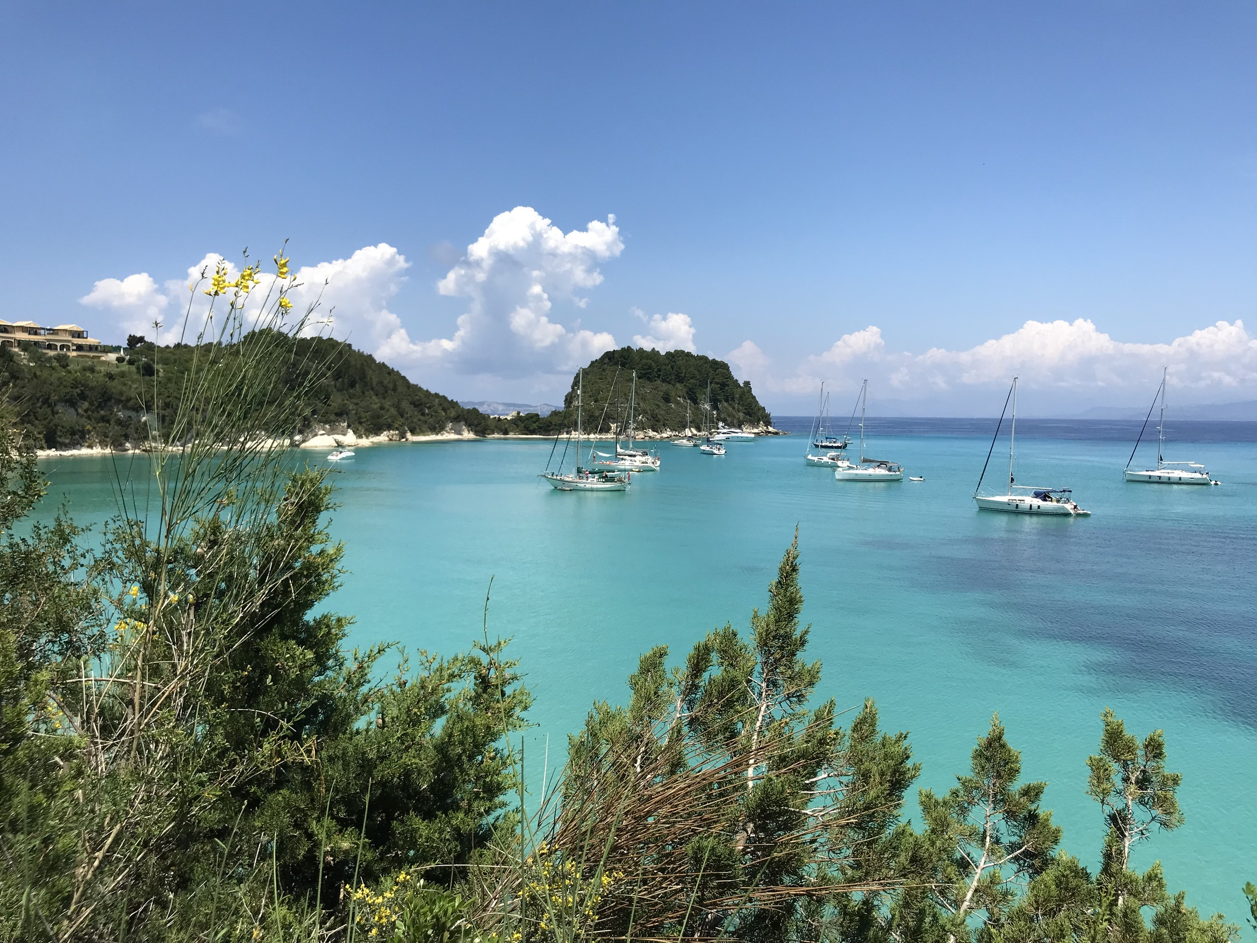 Things to do in Paxos, Greece