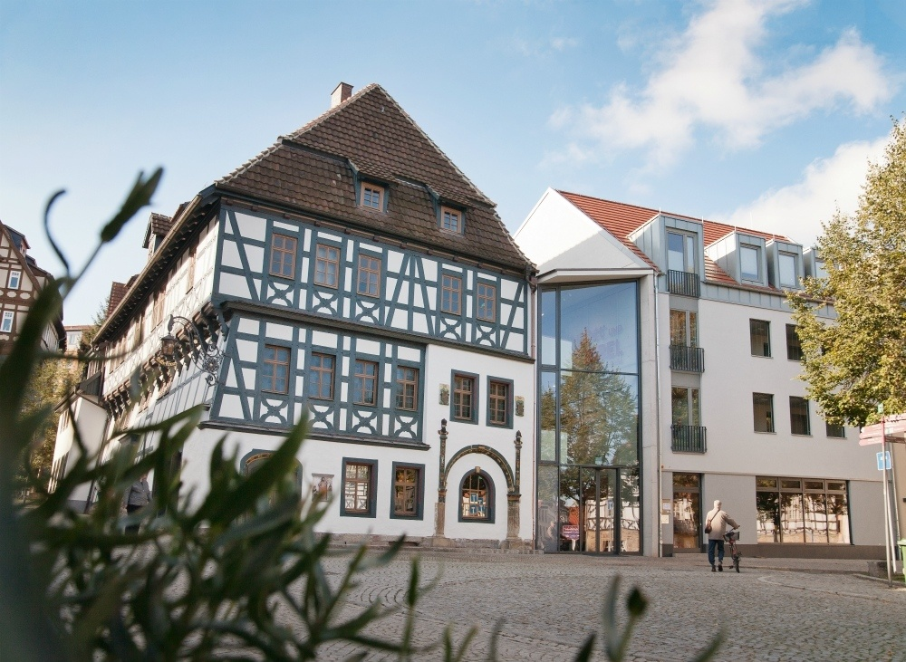 Lutherhaus in Eisenach, Thuringia, Germany Photo: Anna-Lena Thamm