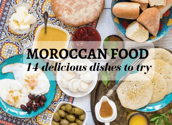 Moroccan Food 14 delicious dishes to try