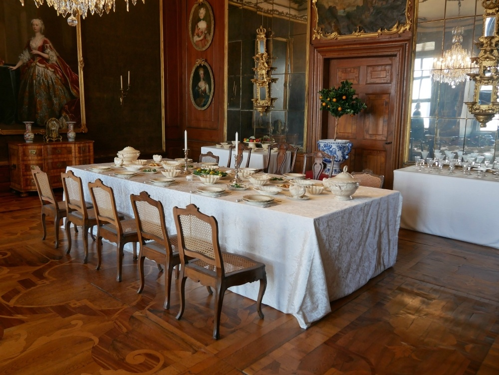 State apartments at Friedenstein Palace in Gotha, Thuringia, Germany Photo Heatheronhertravels.com