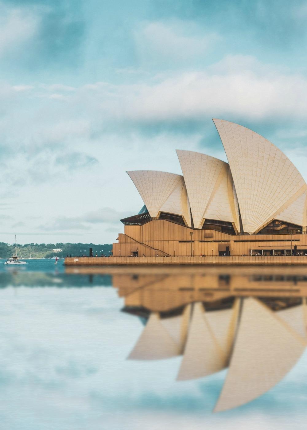 Sydney Opera House Australia Kewal Unsplash
