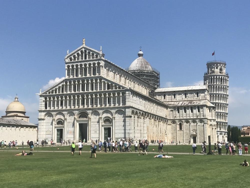The Duomo in Pisa Photo Heatheronhertravels