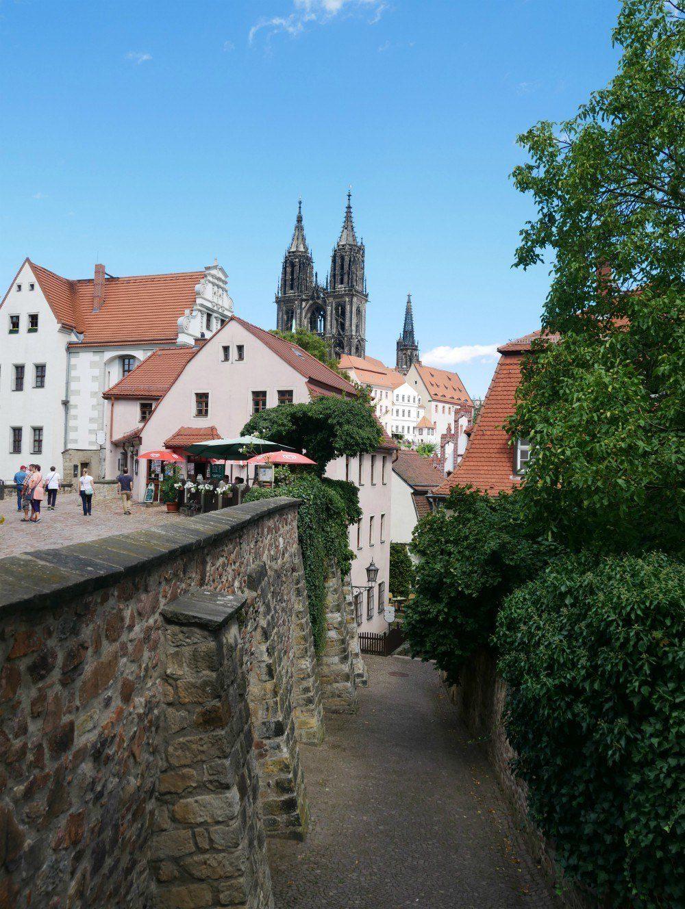 Views from Meissen in Saxony, Germany Photo Heatheronhertravels.com