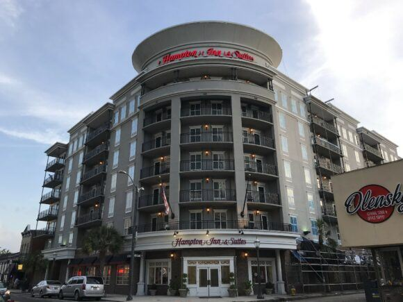 Hampton Inns & Suites Mobile Alabama