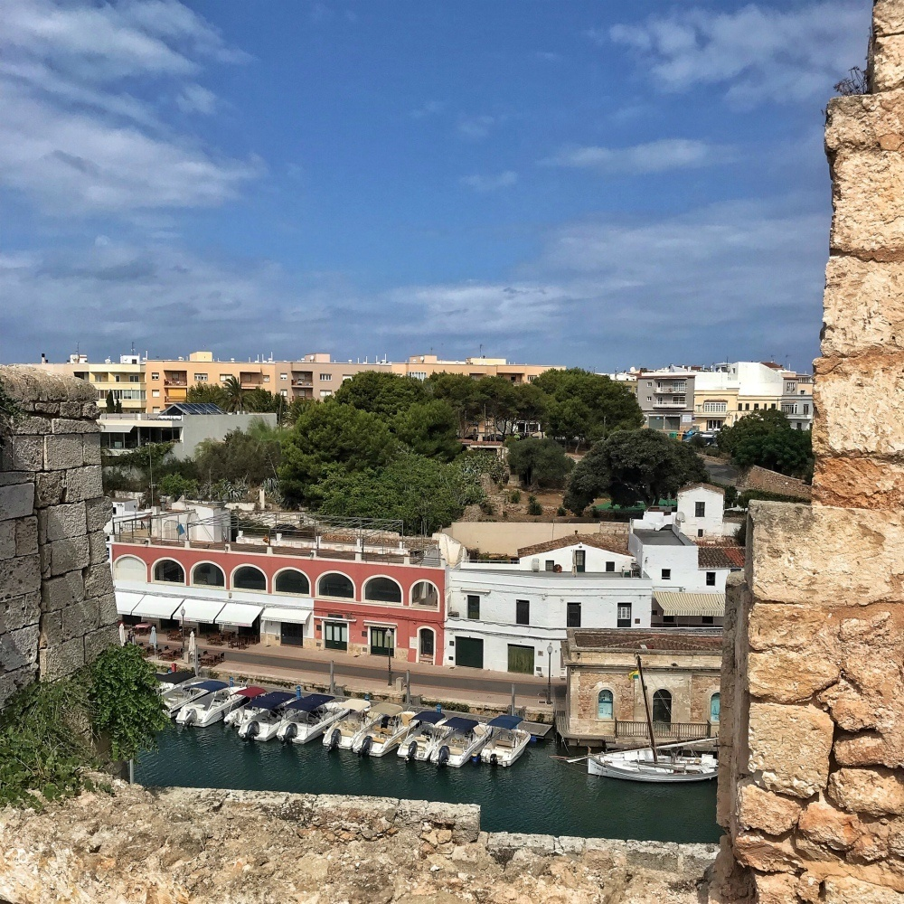 Bastio in Ciutadella Menorca Spain Photo Heatheronhertravels.com