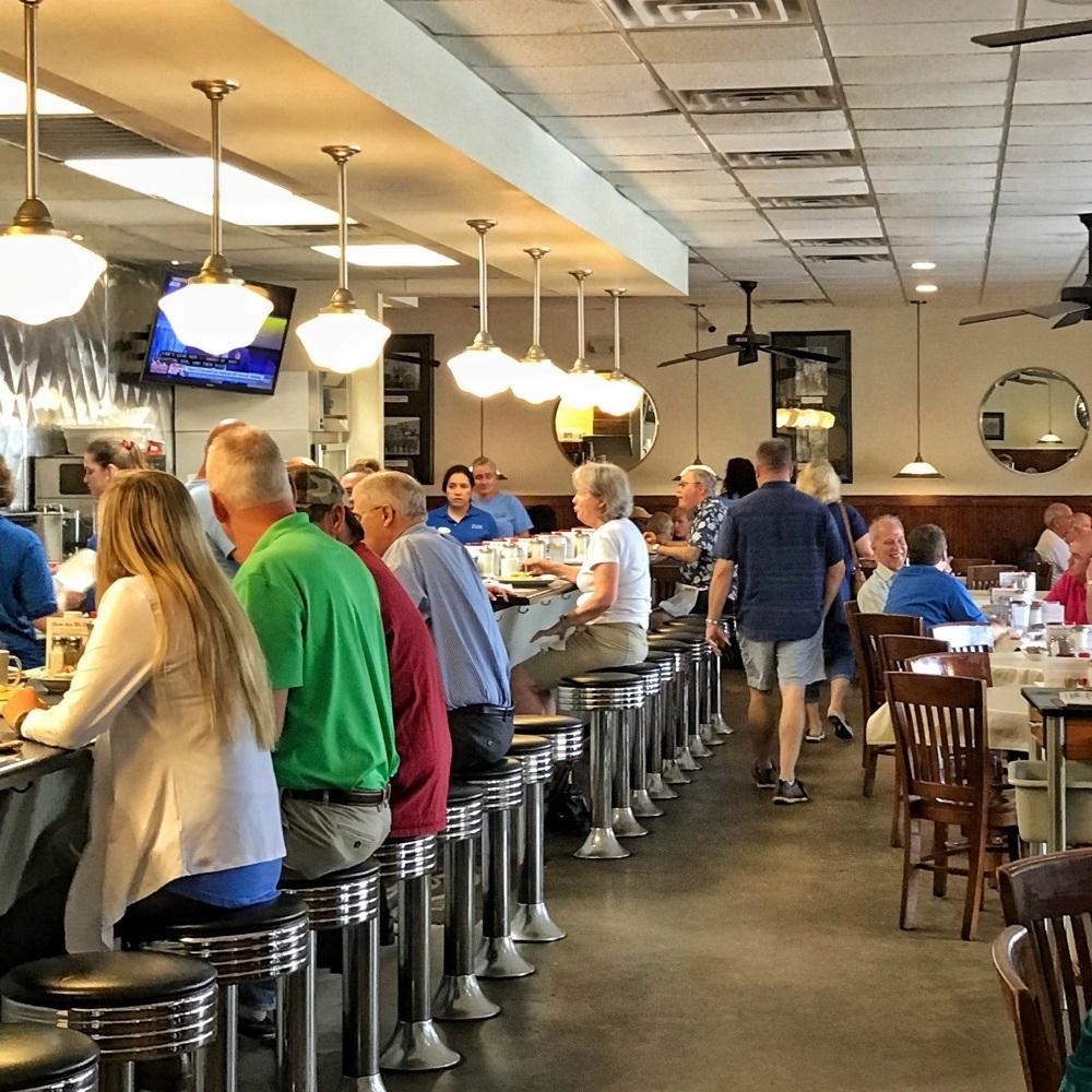 Blue Plate Cafe in Huntsville Alabama Photo Heatheronhertravels.com
