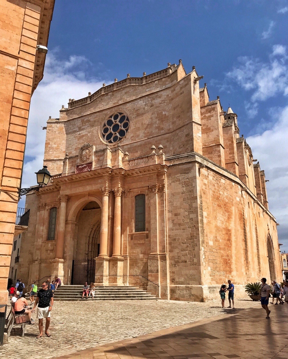 Cathedral in Ciutadella Menorca Spain Photo Heatheronhertravels.com