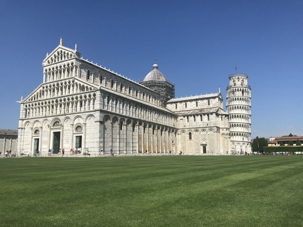 Cathedral in Pisa Photo Heatheronhertravels.com