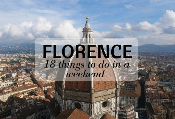 18 top things to do in Florence, Italy