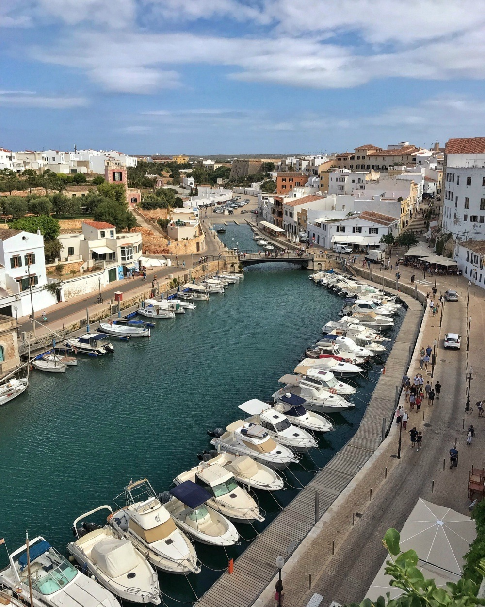 Ciutadella Port Menorca Spain Photo Heatheronhertravels.com