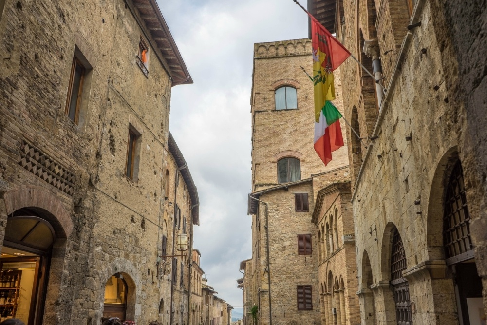 San Gimignano Tuscany Photo mariamichelle