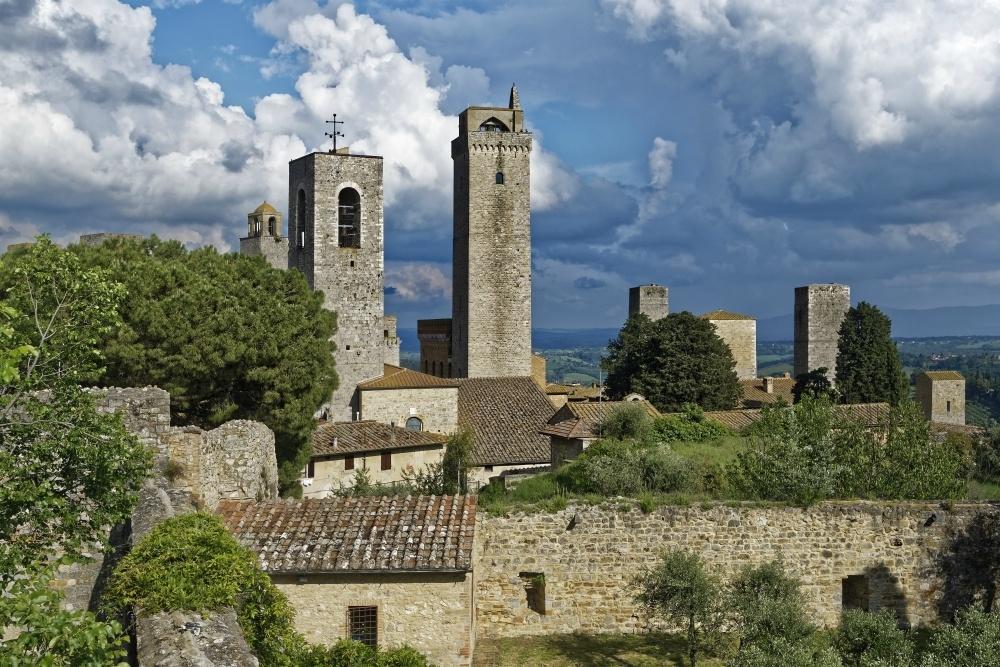 San Gimignano towers in Italy Photo 680451 on Pixabay