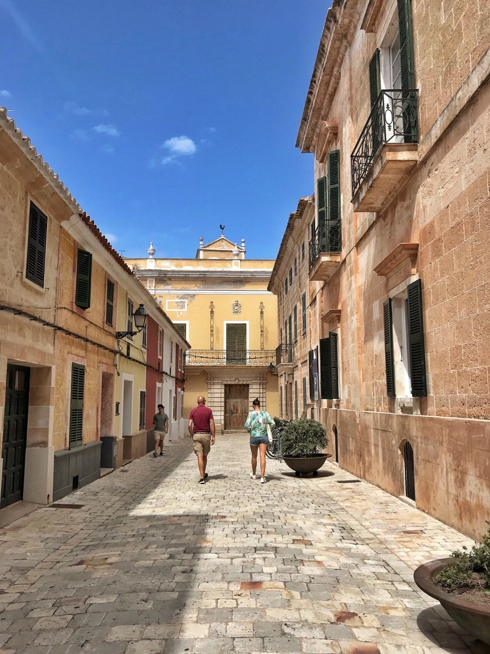 Streets in Ciutadella Menorca Spain Photo Heatheronhertravels.com