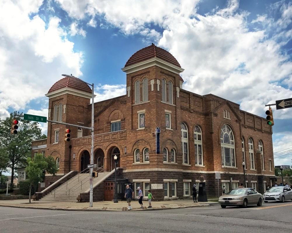 16th St Baptist Church, Birmingham, Alabama Photo Heatheronhertravels.com