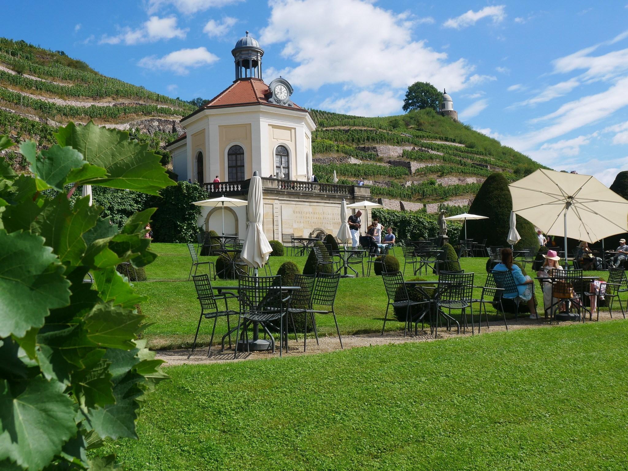 Schloss Wackerbarth - day trips from Dresden