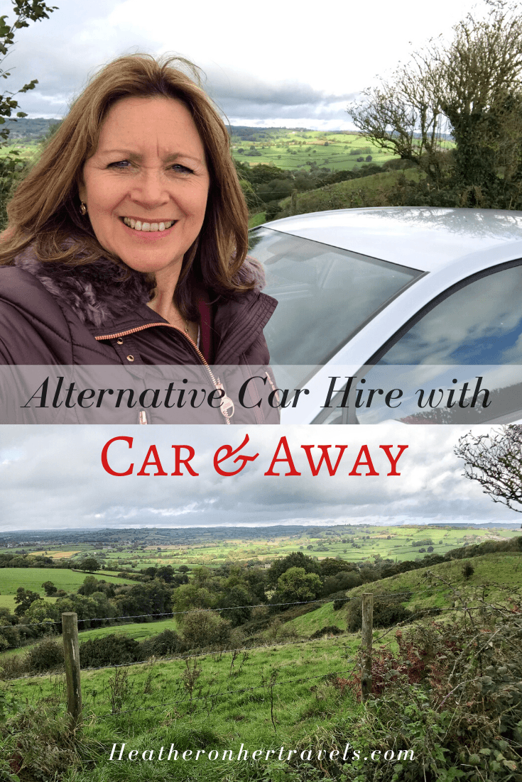 Car Hire at Bristol Airport with Car and Away
