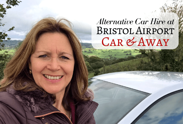 Alternative Car Hire from Bristol Airport with Car and Away