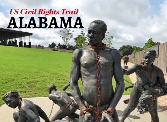 US Civil Rights Trail Alabama