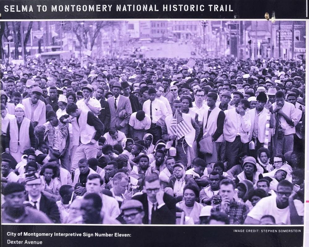 Montgomery to Selma Historic trail in Alabama Photo Heatheronhertravels.com