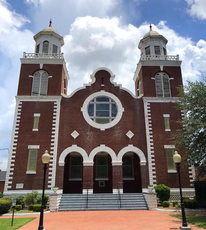 Selma Brown Chapel AME Church Photo Heatheronhertravels.com