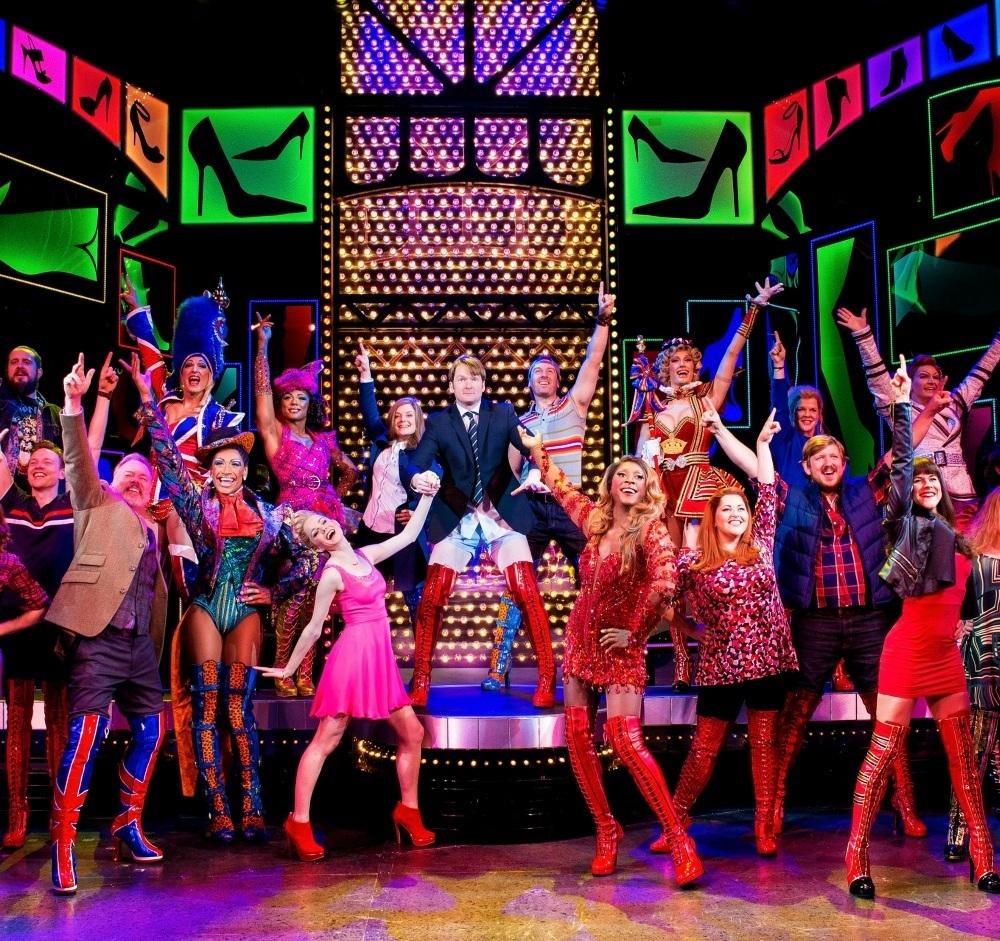 Kinky Boots on Norwegian Encore Photo Norwegian Cruise Line