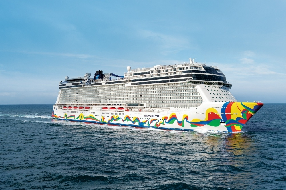 Norwegian Encore Photo: Norwegian Cruise Lines