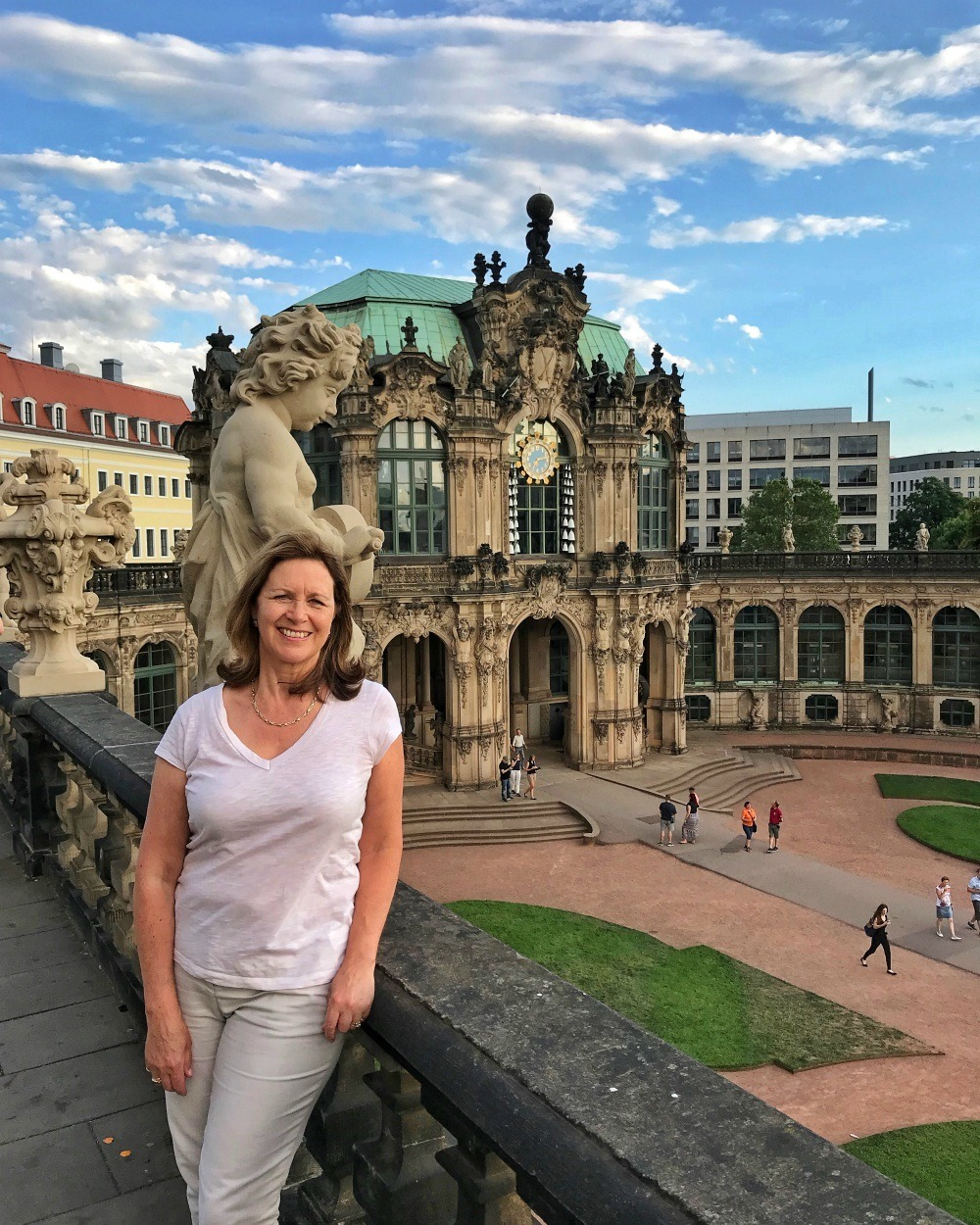 Zwinger Palace in Dresden Germany Photo Heatheronhertravels.com