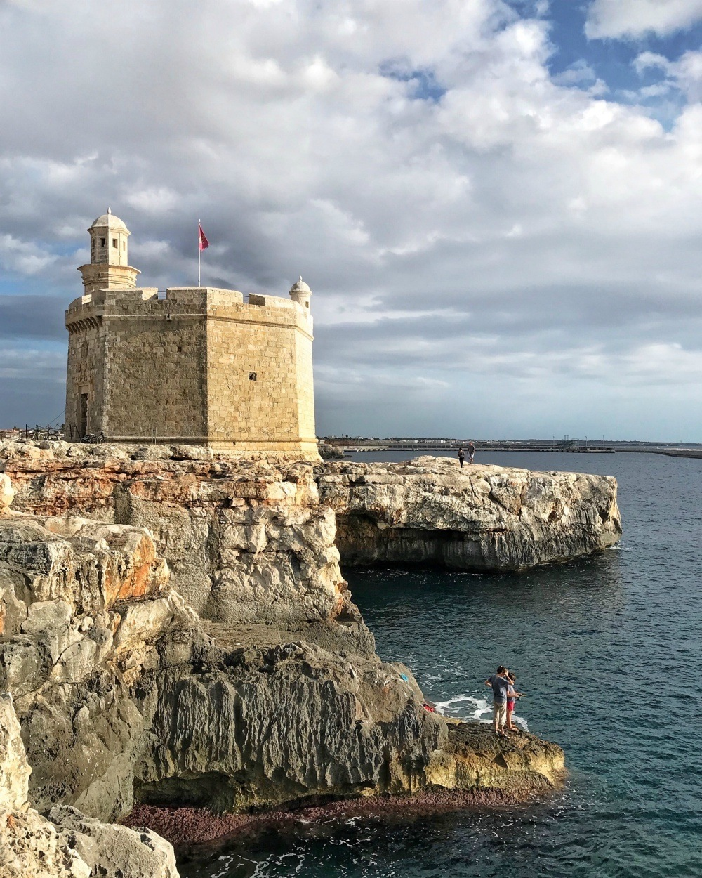 Castell Sant Nicolau in Ciutadella Menorca Spain Photo Heatheronhertravels.com