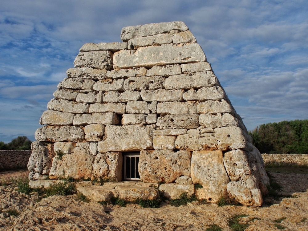 Naveta des Tudons near Ciutadella, Menorca Photo Heatheronhertravels.com