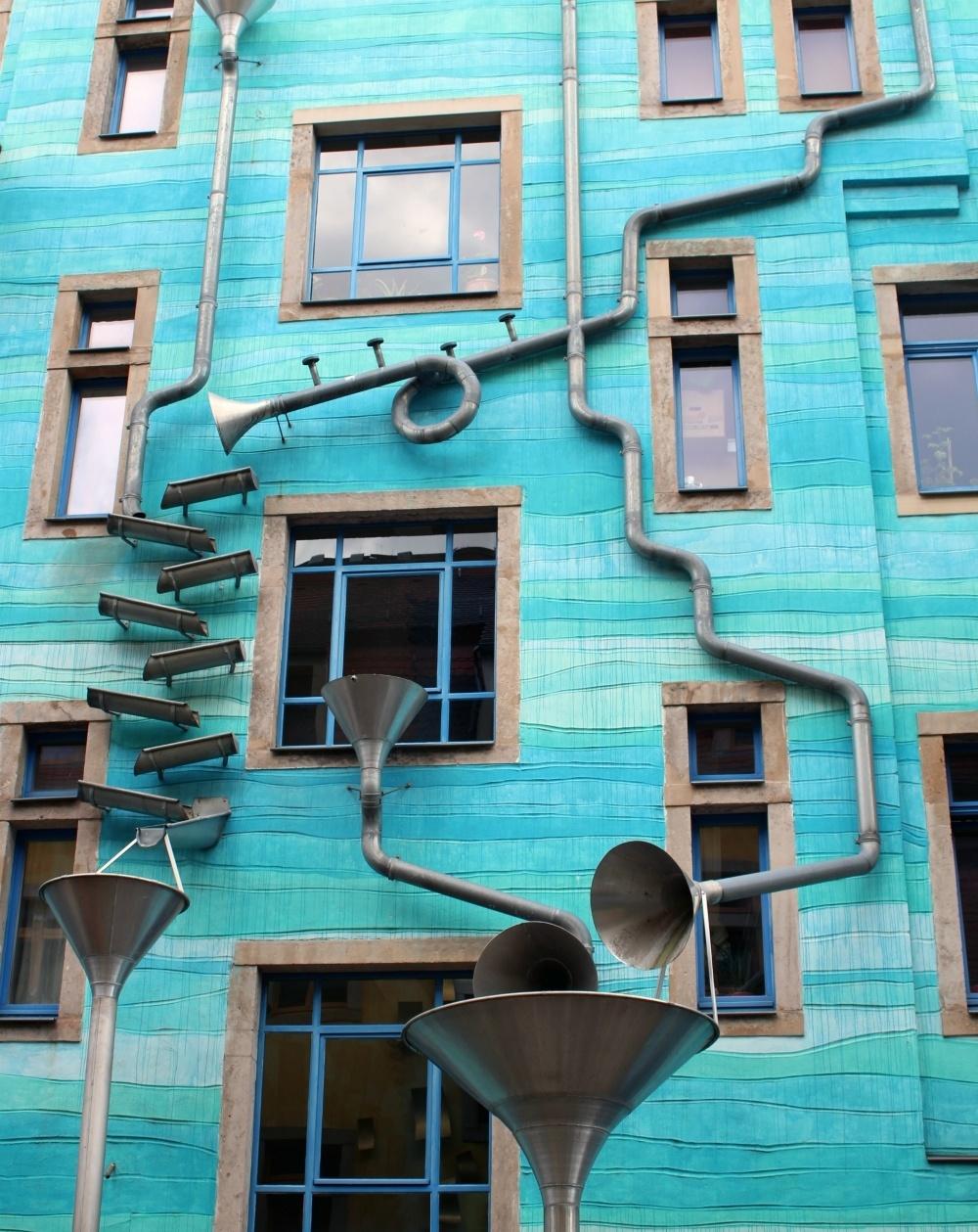 Kunsthofpassage in Neustadt Dresden Photo Brosis on Pixabay