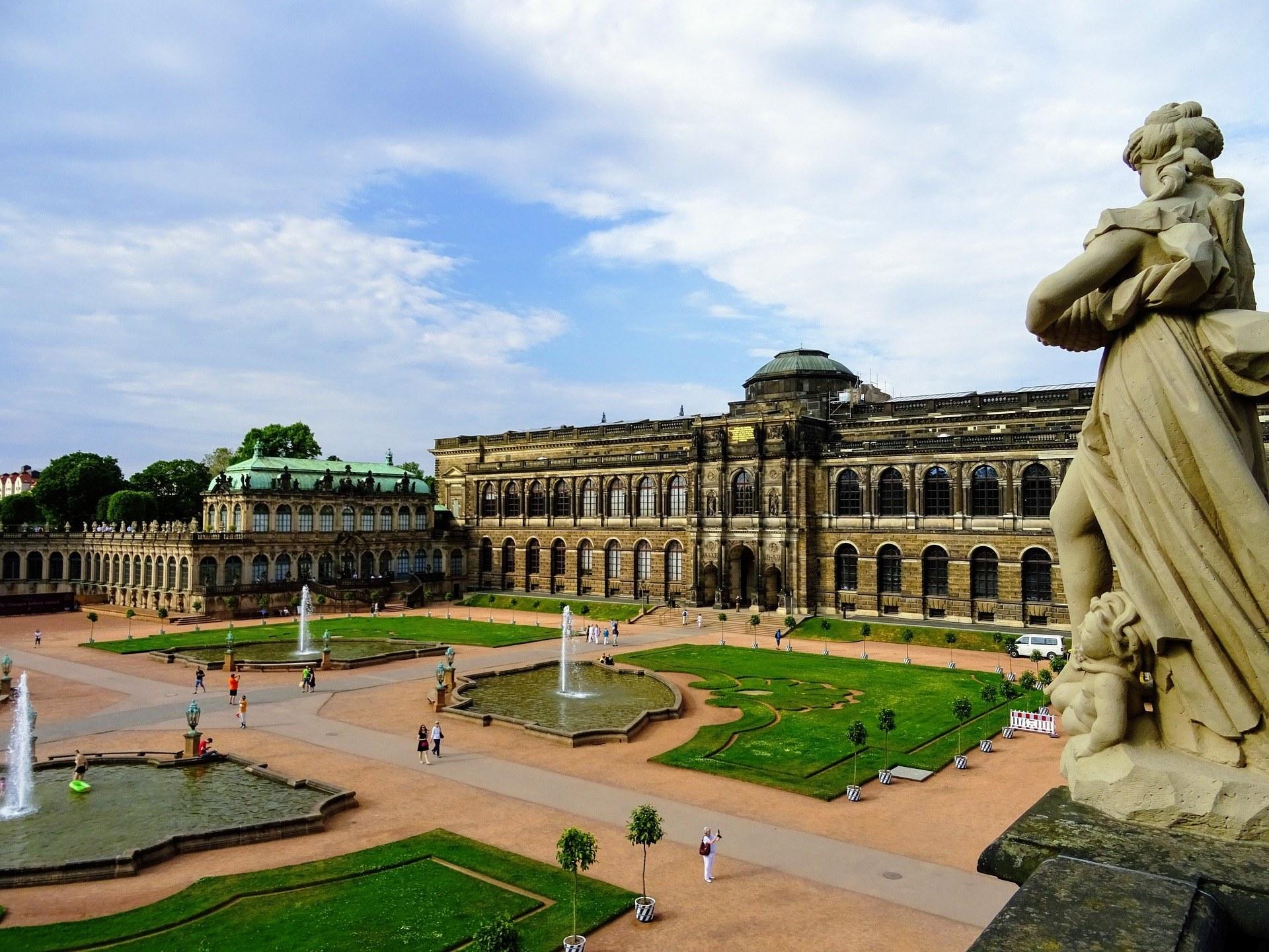 Dresden Zwinger Palace Photo Filip Altman Pixabay