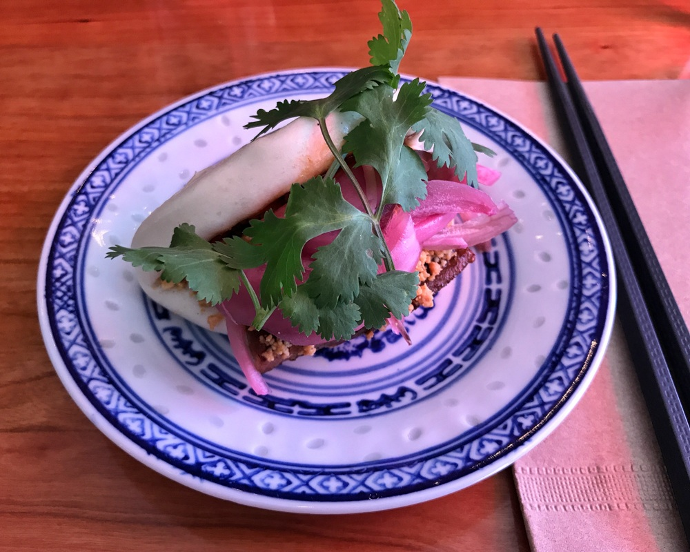 Bao in Victoria BC Canada Photo: Heatheronhertravels.com