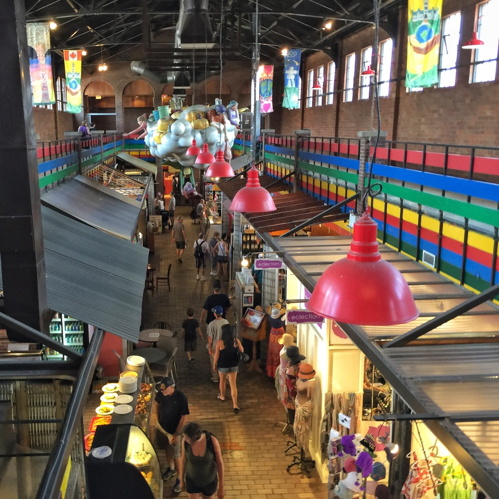 Byward Market Ottawa Canada Photo: Heatheronhertravels.com