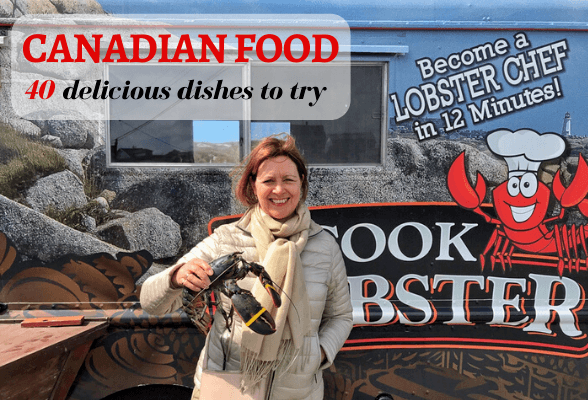 Delicious Canadian Food - 40 dishes to try