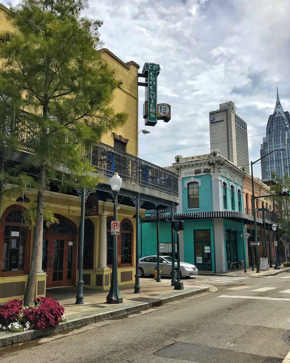 Dauphin Street in Mobile Alabama Photo Heatheronhertravels.com