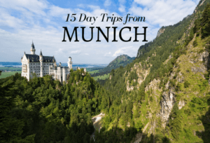 15 best day trips from Munich