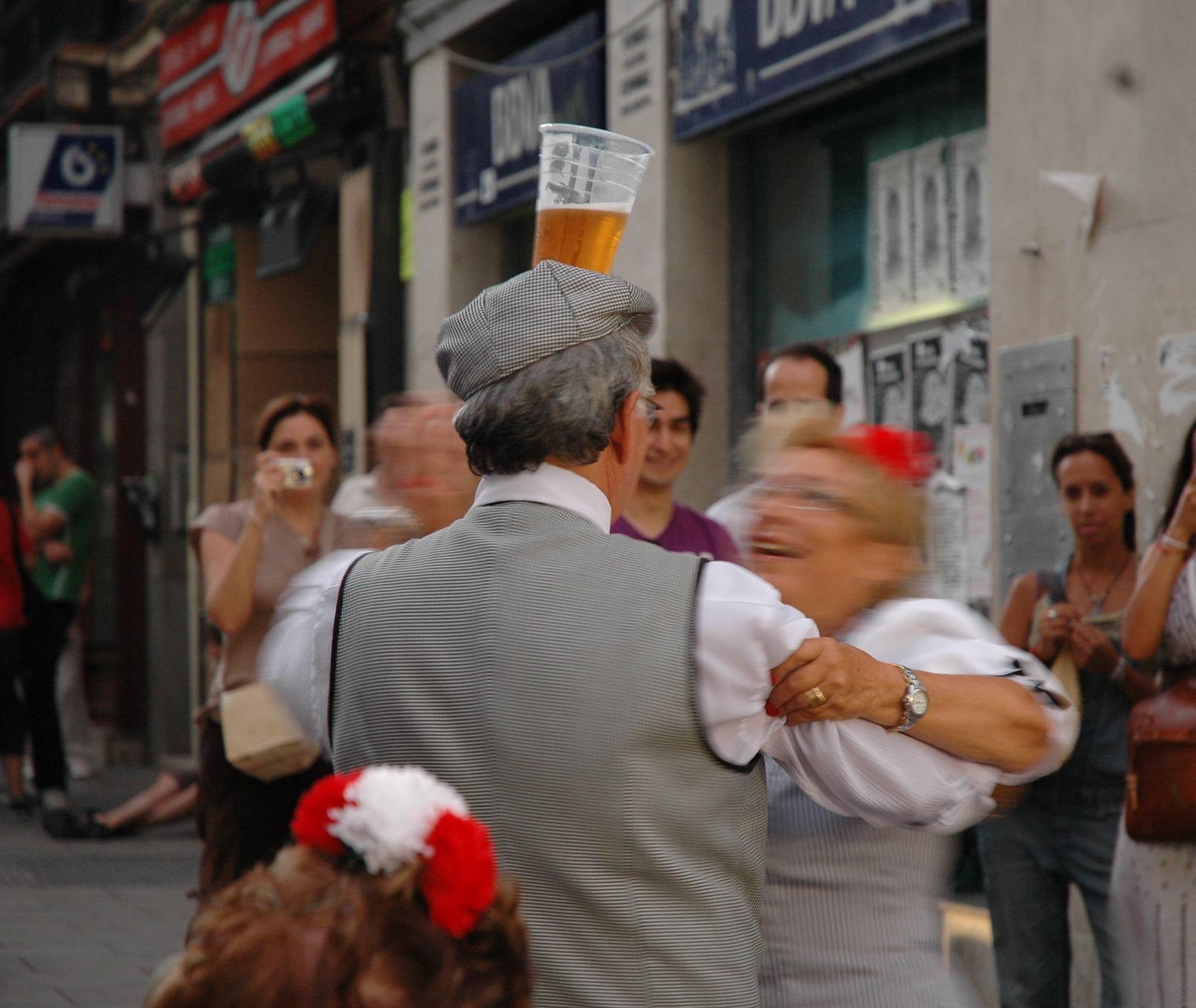 Lavapies in Madrid by Mick Amrock