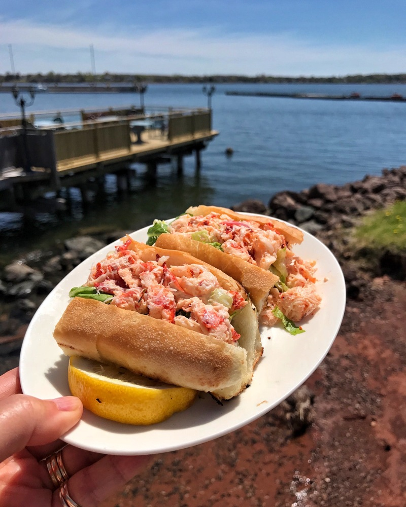 McKinnon's Lobster on the Wharf in Charlottetown - Prince Edward Island in Canada Photo Heatheronhertravels.com