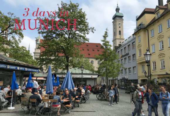 3 days in Munich