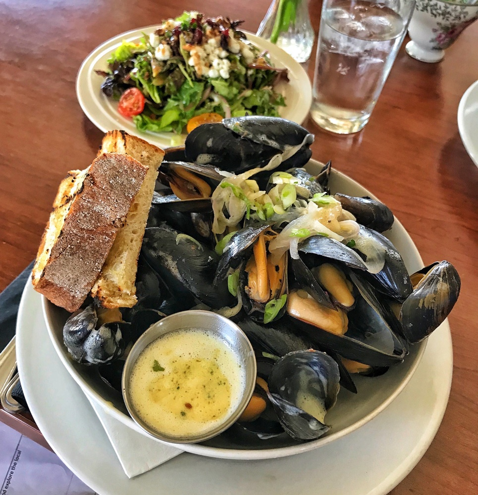 Mussels in Prince Edward Island, Canada Photo Heatheronhertravels.com