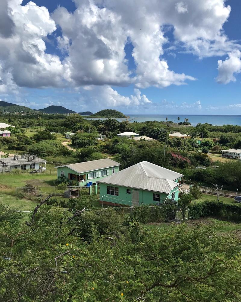 Old Road Near Morris Bay Antigua Photo Heatheronhertravels.com