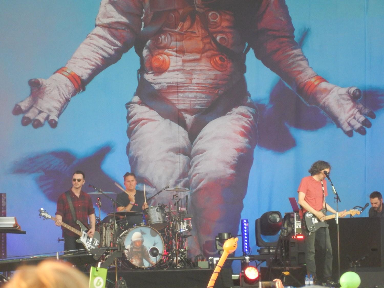 Snow Patrol concert at Mad Cool by Rodrigo Barquera
