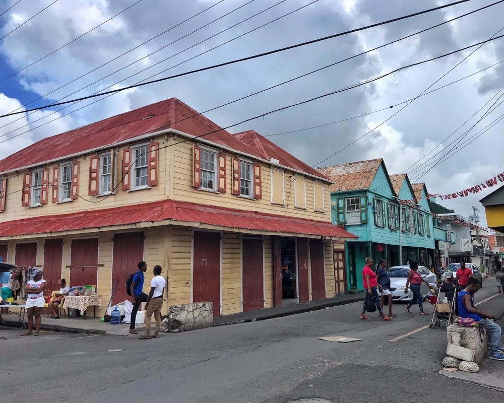 St Johns Antigua Photo Heatheronhertravels.com