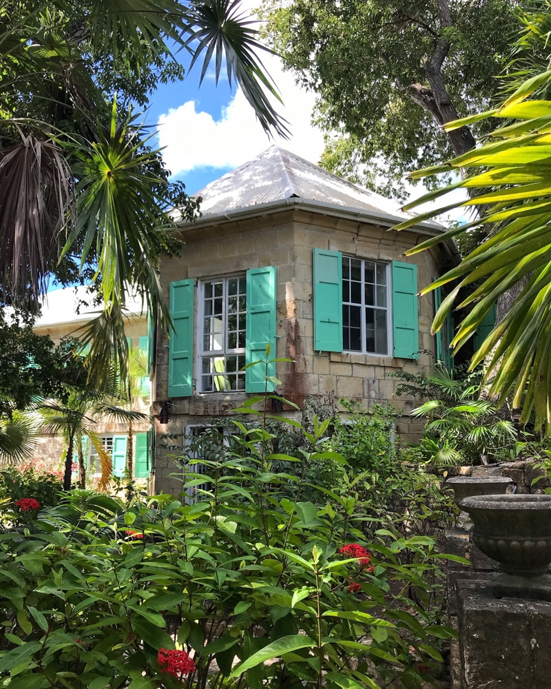 The Great House in Antigua Photo Heatheronhertravels.com