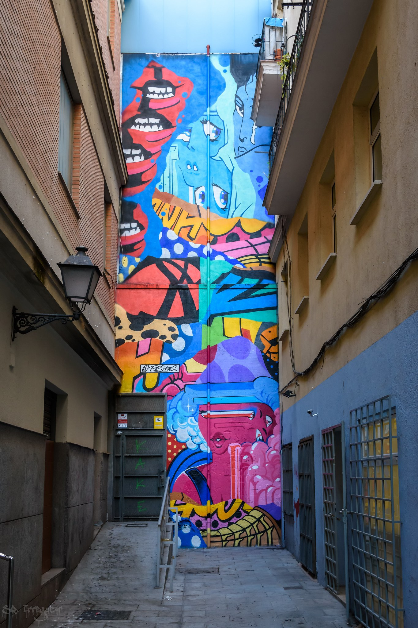 Urvanity in Madrid By Oscar Guerra