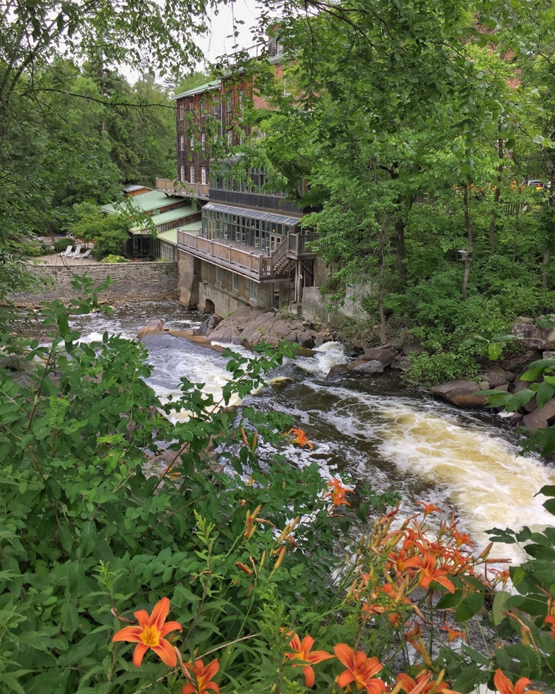 Wakefield Mill, Quebec, Canada - Photo: Heatheronhertravels.com