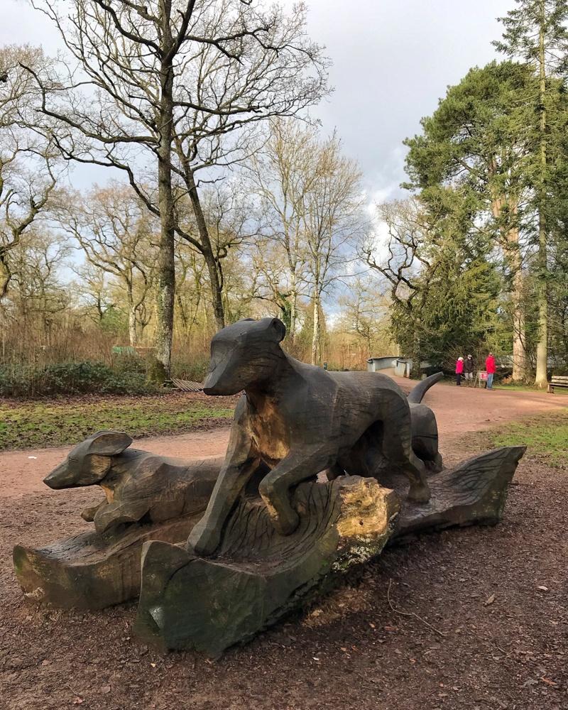 Westonbirt Arboretum in the Cotswolds Photo: Heatheronhertravels.com