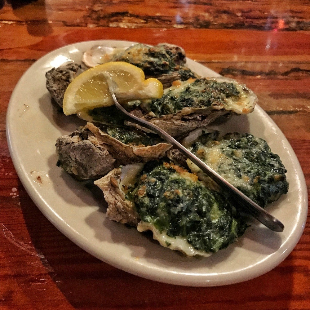 Wintzell's Oysters in Mobile Alabama Photo Heatheronhertravels.com