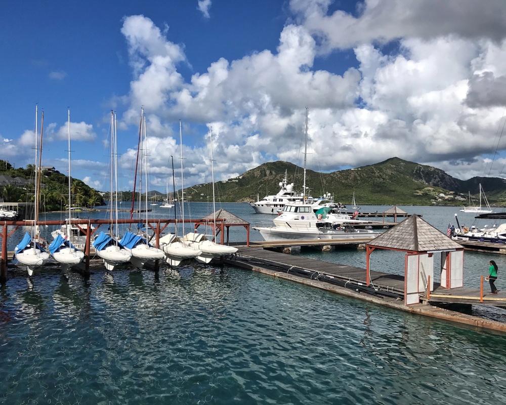Antigua Yacht Club Photo Heatheronhertravels.com